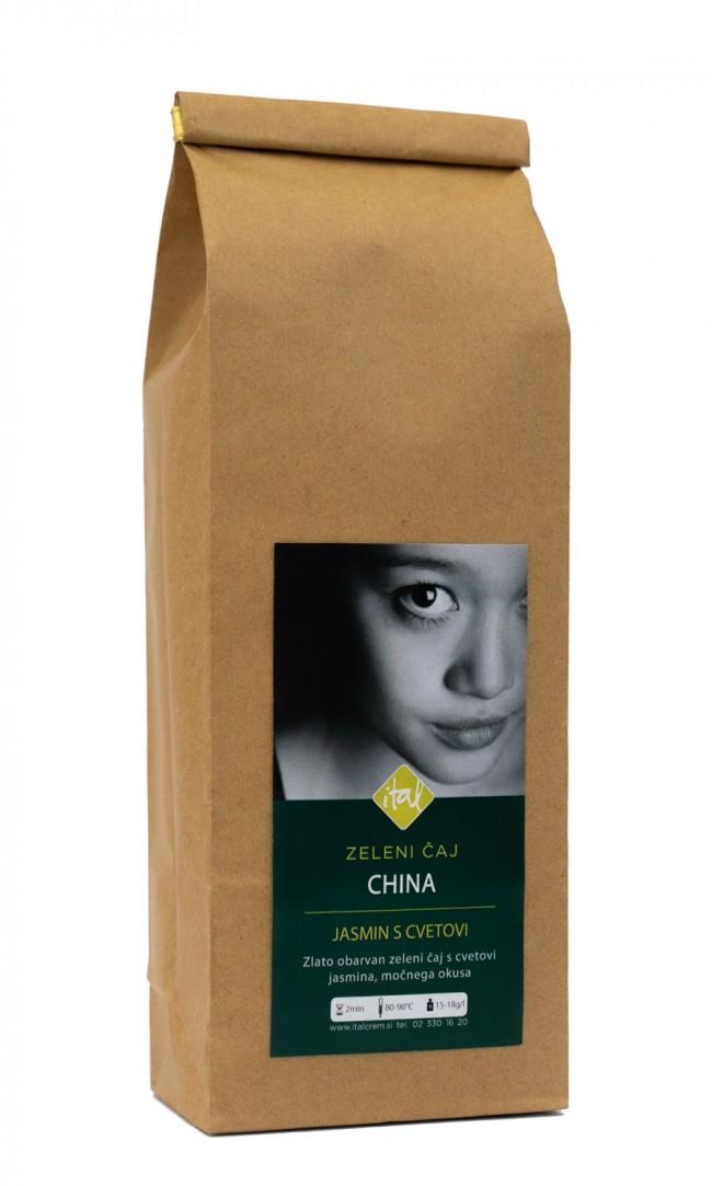 Zeleni Čaj CHINA JASMIN S CVETOVI