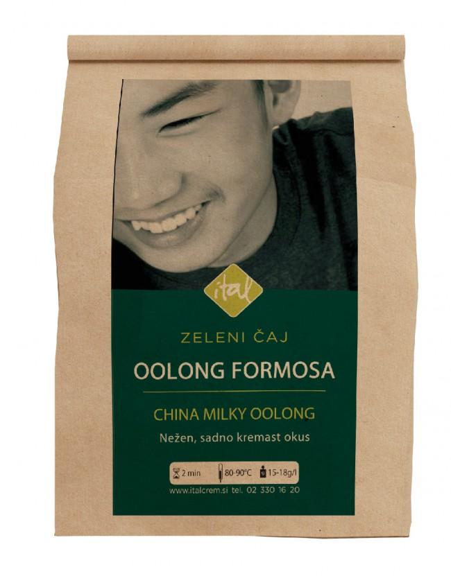 Zeleni Čaj CHINA MILKY OOLONG