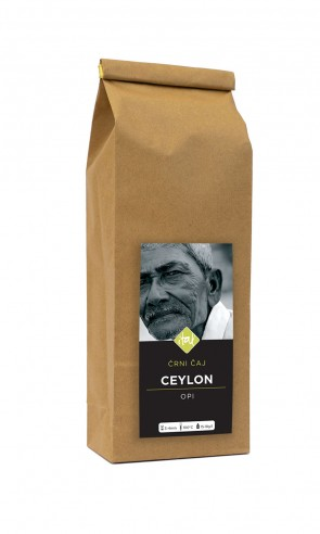 Črni Čaj CEYLON OPI