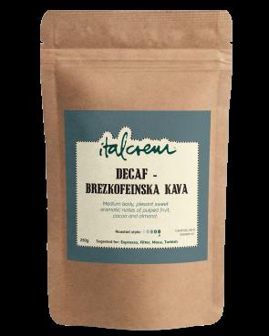 Brezkofeinska kava Italcrem